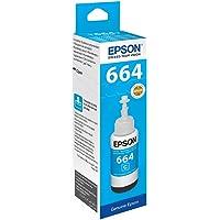 Epson C13T66424A Kartuş-Cyan 70ml L550/L200/L220/L355/L365