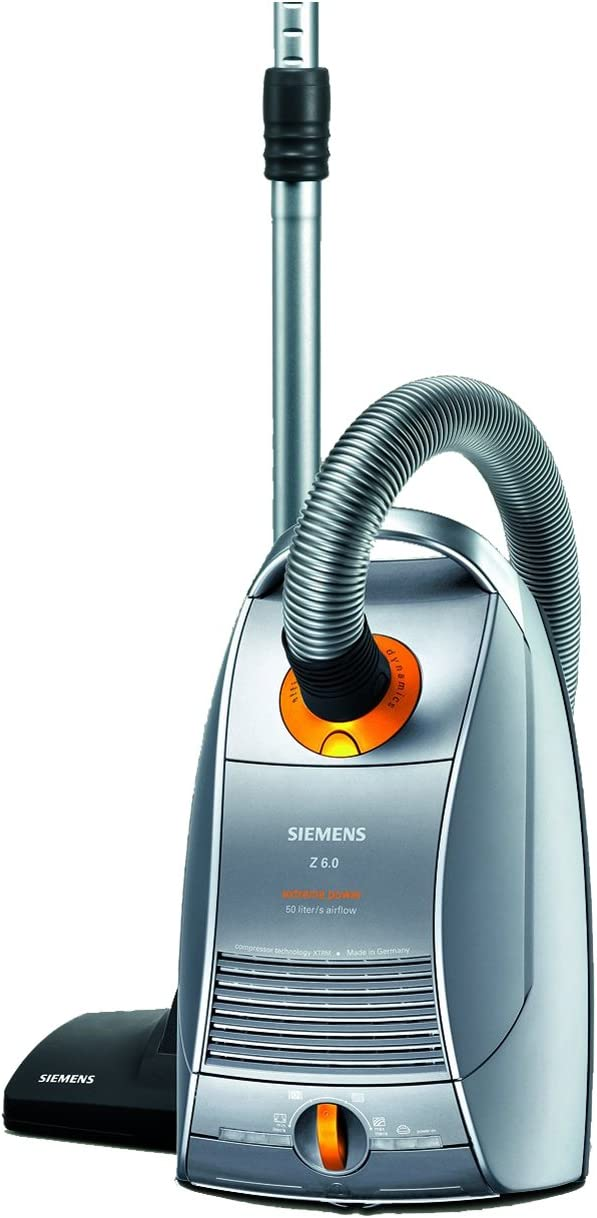 Siemens Vsz6Xtrm - Aspirador con bolsa (Tecnologia Compressor Xtrm ...