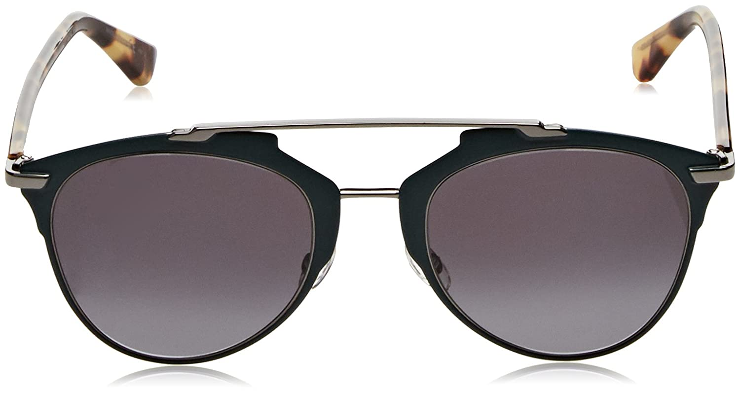 ca7e233000a42 Amazon.com  Dior Women CD REFLECTED S 52 Brown Grey Sunglasses 52mm   Clothing