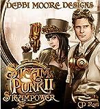 Debbi Moore Designs Steampunk 2 Steampower CD Rom (322374)