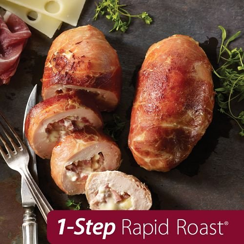 Omaha Steaks 2 (10 oz.) Prosciutto-Wrapped Chicken Cordon Bleu