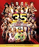 img - for WWE 35 Years of Wrestlemania book / textbook / text book