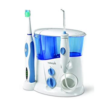 Irrigador Dental y Cepillo Eléctrico WATERPIK COMPLETE CARE WP900: Amazon.es: Salud y cuidado personal