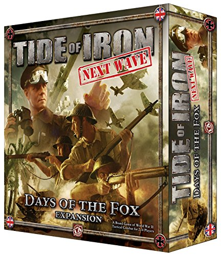 ve Days of The Fox Board Game ()