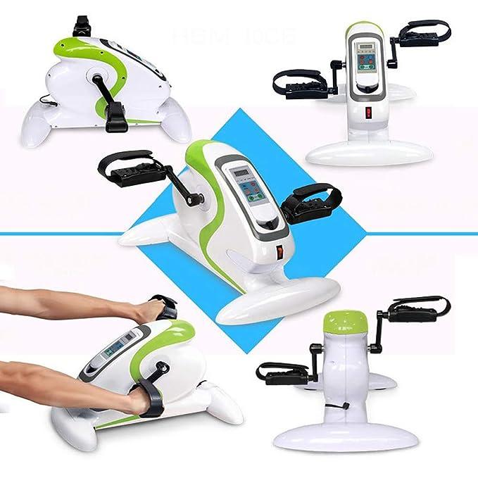 Amazon.com: Equipo de ejercicio de piernas Mini bicicleta de ...