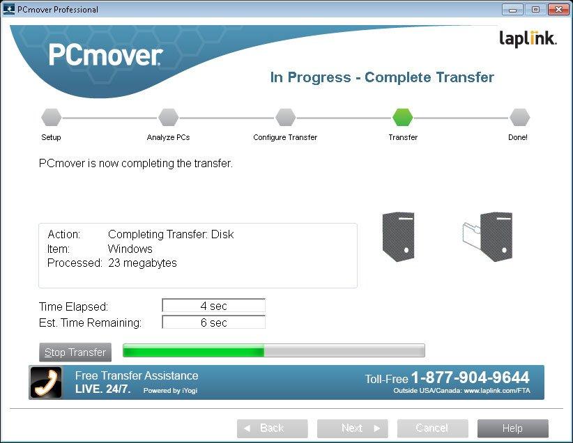 laplink pcmover key