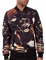 Rocawear Mens Boys Renaissance Bomber Jacket Varsity College Hip Hop