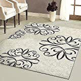 Better Homes and Gardens Iron Fleur Area Rug, 31″ X 45″ Review