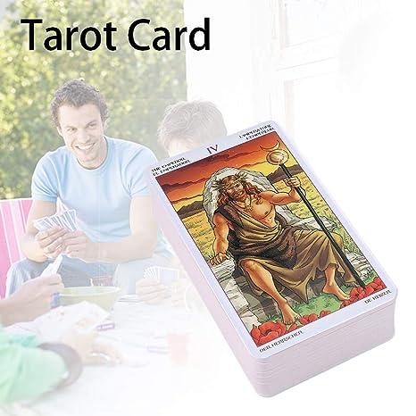 josietomy Baraja Tarot clásica de 78 Cartas, Juegos De ...
