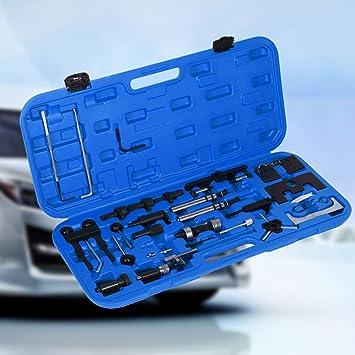 GOTOTOP - Juego de herramientas, árbol de levas, cambio de correa de distribución para coche, motor: Amazon.es: Coche y moto