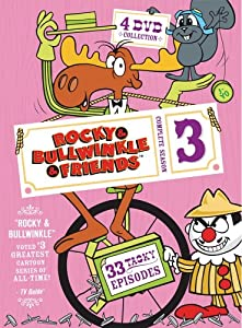 Rocky & Bullwinkle Third Season