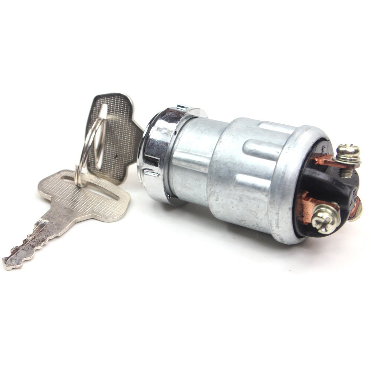 Wingsmoto Key Ignition Switch 70cc 90cc 110cc 125cc 150cc 200cc Wire Diagram 250cc Go Kart Dune Buggy