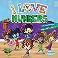 I Love Numbers (DreamKidz Adventures)