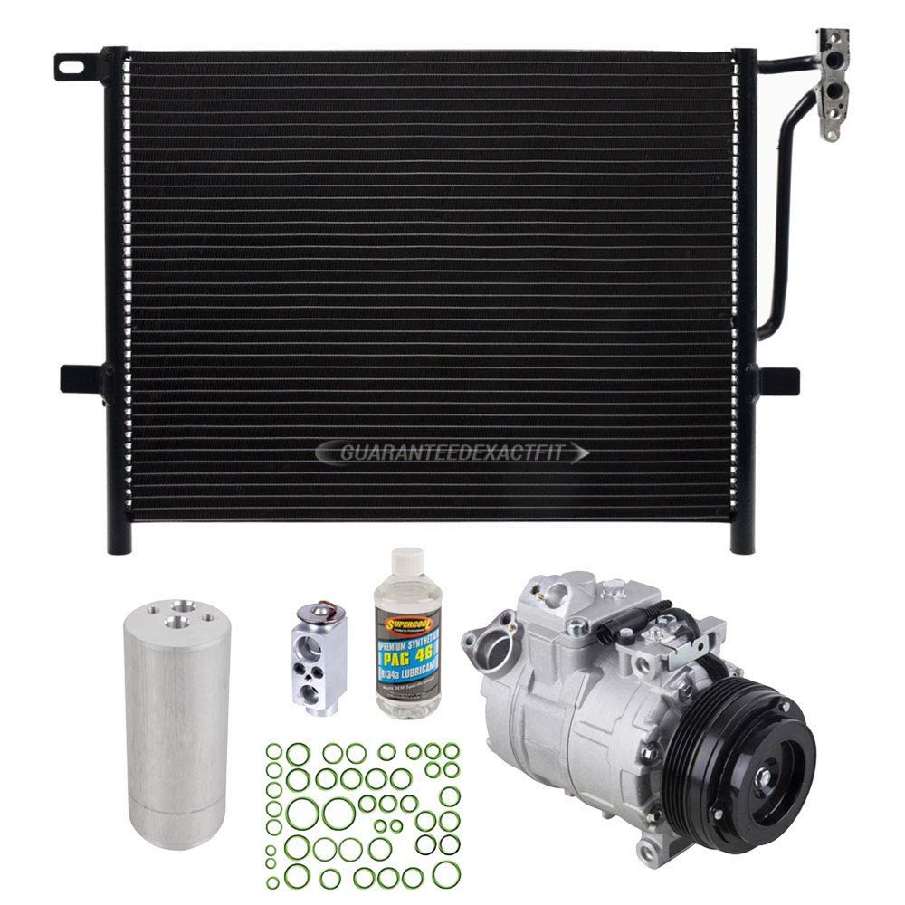 For Buick Century Chevy Impala Monte A//C Kit w//AC Compressor Condenser Drier BuyAutoParts 60-89140CK New