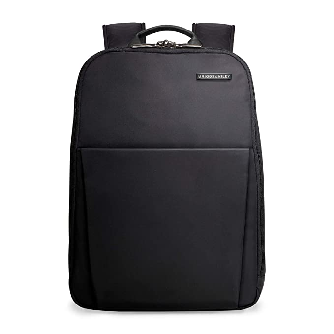 Briggs & Riley Sympatico Backpack, Black, One Size