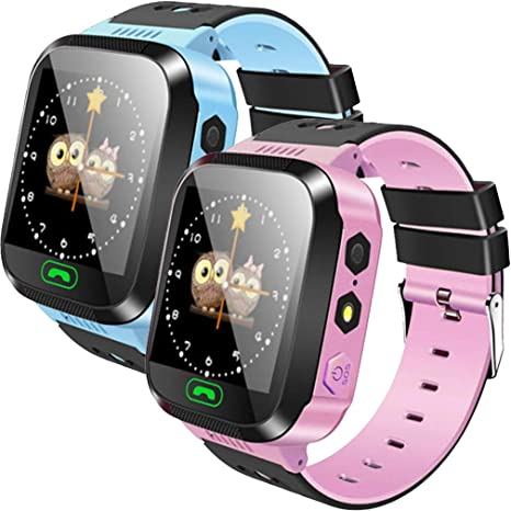 Amazon.com: JIAIIO New Smart Watch Kids Wristwatch ...