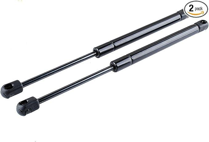 "Set 20/"" 80# Nitro Prop Spring Strut Truck Topper Lift Support Rod Assist Arm"