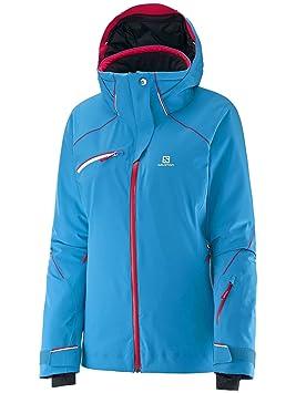 Femme Bleu Ski W Speed Salomon Tailles Veste Jacket 8xaEq4Pw