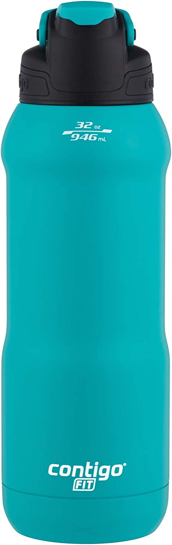 32 oz Contigo 2099234 Fit Water Bottle Amp