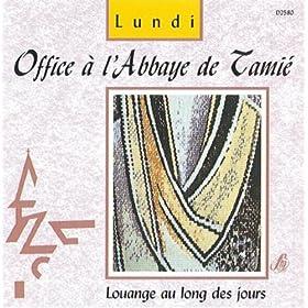 Milieu du jour lecture nombres 6 22 27 ch ur de l 39 abbaye de tami mp3 downloads - Office des lectures du jour ...