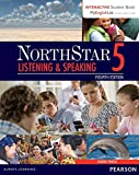 img - for NorthStar Listening and Speaking 5 with Interactive Student Book access code and MyLab English (Northstar Listening & Speaking) book / textbook / text book