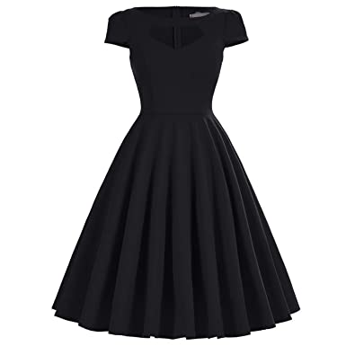 Audrey Hepburn Vestidos Dress Sexy Vintage 50s Rockabilly Retro Pin up Casual Dresses,1891,