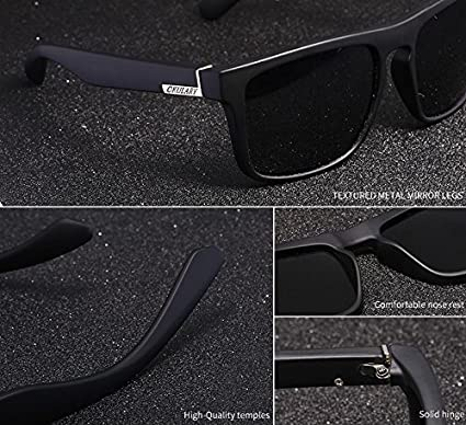 Genuine Okulary sports sunglasses 100/% Polarized and UV400 unisex