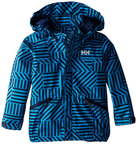 Helly Hansen Jotun Print Jacket, Comic Blue Print, 4 by Helly Hansen