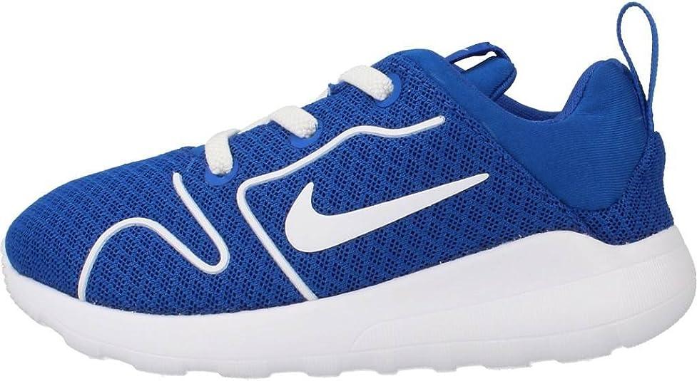 Size 8C 844702-400 TODDLER BOYS Nike Kaishi 2.0 Shoes Blue