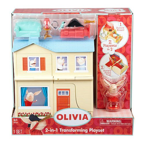 Olivia 2-In 1 Playset Spin Master 6013501 CA-6013501