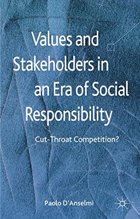 amazon stakeholders Strategic csr - amazoncom the article in the url link below is a good story of a firm focused on implementing a stakeholder perspective and being rewarded for its efforts (issues: stakeholder relations, p138.