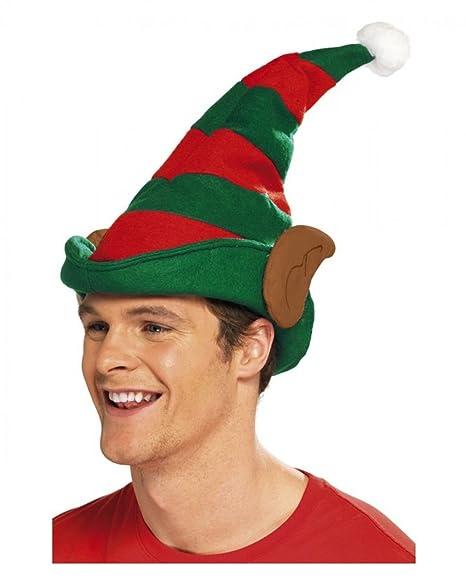 Cappello dell elfo con l orecchio  Amazon.it  Giochi e giocattoli f6b20b902d2a