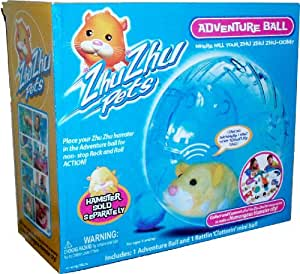 Zhu Zhu Pets Adventure Ball