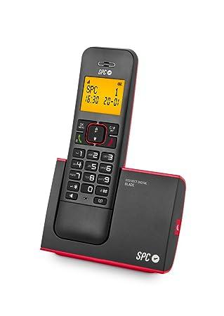 SPC Blade teléfono inalámbrico con agenda, identificador de llamadas y manos libres