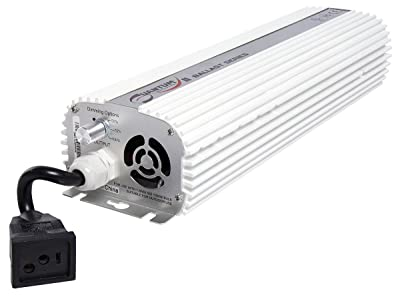Quantum 1000W Digital Ballast, 120/240V Dimmable Ballast