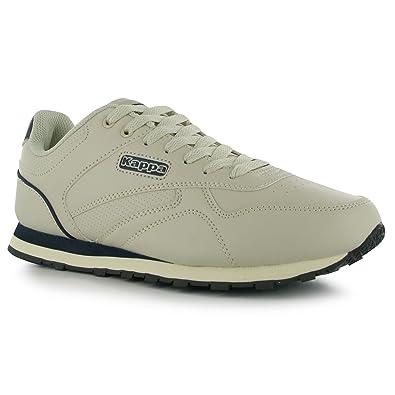 6da36c21bf2 Kappa Men's Trainers beige beige: Amazon.co.uk: Shoes & Bags