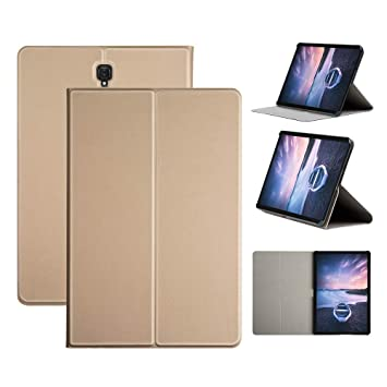 Amazon com: Leather Flip Case Cover for Samsung Galaxy Tab