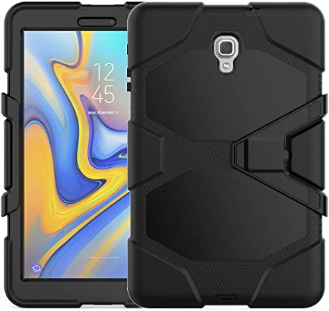 For Samsung Galaxy Tab A 10.5 2018 T590 Hybrid Shockproof Tough Stand Case Cover