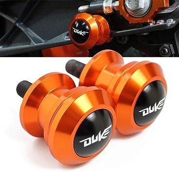 M10 10mm Schwingenschutz Schwingenadapter Ständer Bobbins Spool Racingadapter Ständeraufnahme Für Duke 125 200 250 390 990 Rc390 125 200 Rc390 Auto