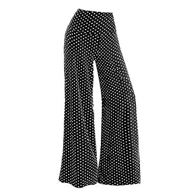 Pantalones de chándal para Mujer de Cintura Alta a la Moda con ...