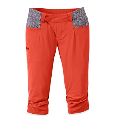 13fb50118aace2 Amazon.com : Outdoor Research Women's Ferrosi Knickers : Clothing