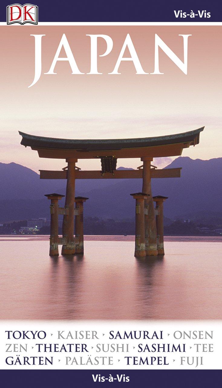 Vis-à-Vis Reiseführer Japan: mit Mini-Kochbuch zum Herausnehmen