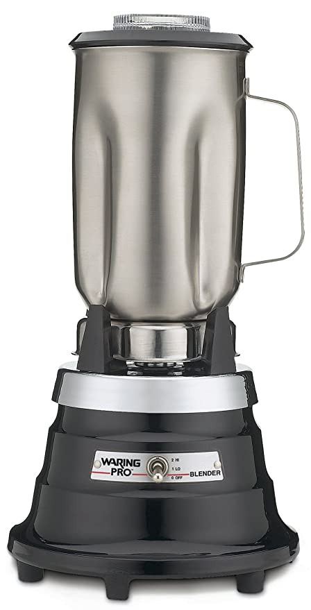 Waring pbb25 Professional Bar licuadora, Black and Stainless Steel ...