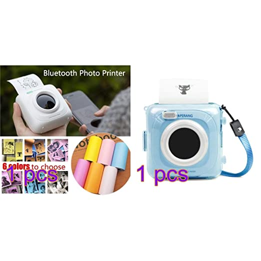 paperang P1 Mini impresora fotográfica inalámbrico compatible con ...
