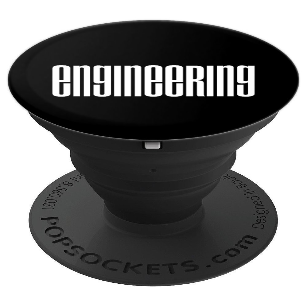 Vintage Engineering Mechanic Electric Birthday - PopSockets Grip and Stand for Phones and Tablets