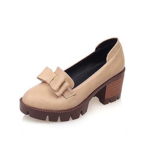 Sandalette-DEDE Corbata de Lazo, Zapatos de Tacon Alto, Ingles ...
