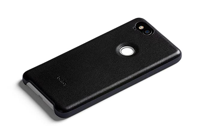 buy online 20274 955b4 Bellroy Leather Case for Pixel 2 - Black