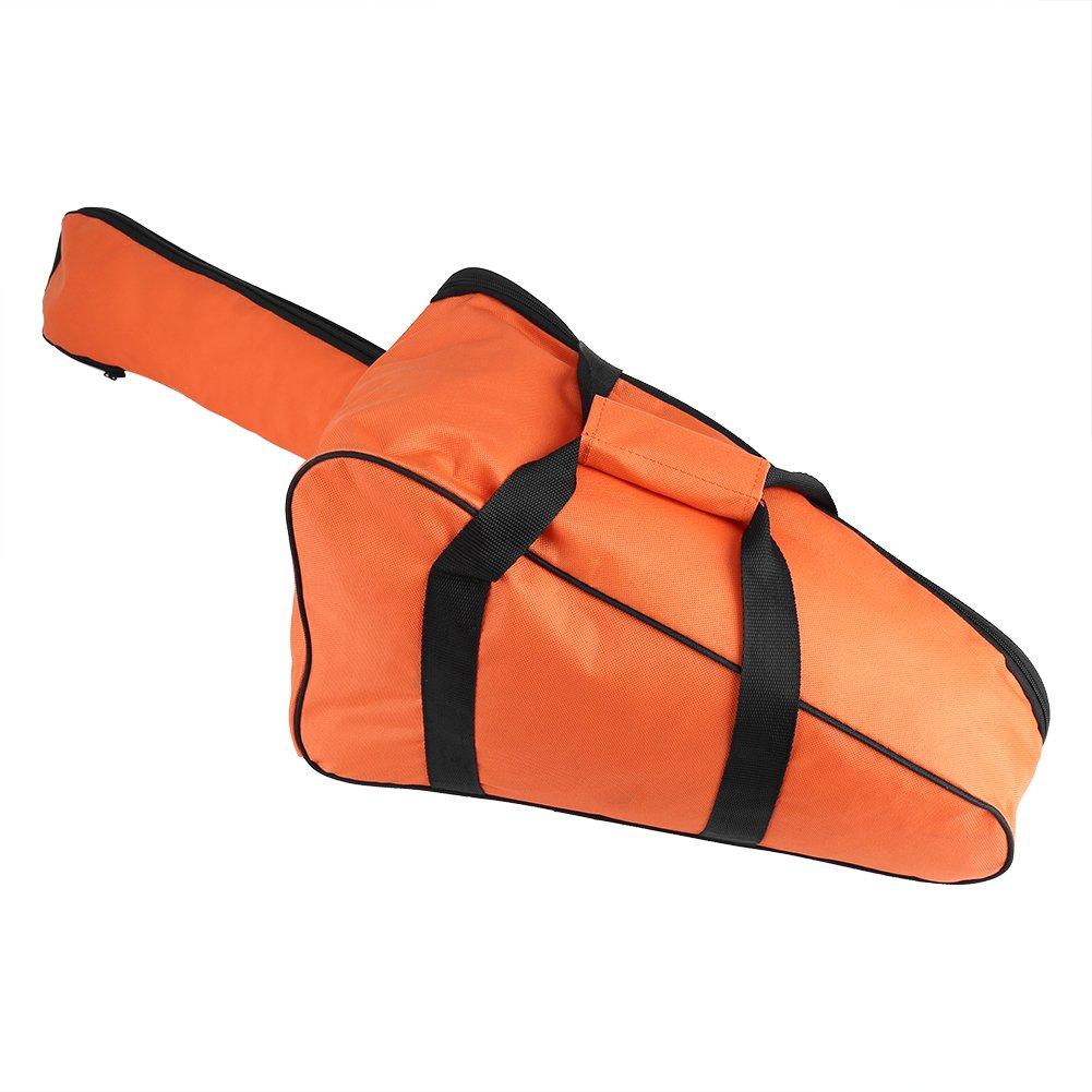 Fdit Sac de Rangement de Tron/çonneuse Porte-Outils Portable en Oxford tron/çonneuse Sac de Transport /à Main /étui de Protection Titulaire pour Menuisier