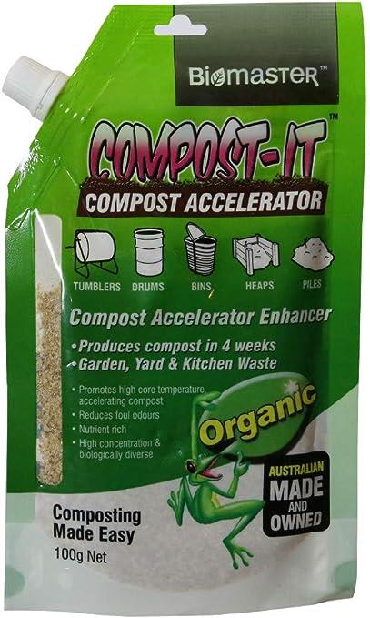 BiomasterCompost-It Compost Accelerator