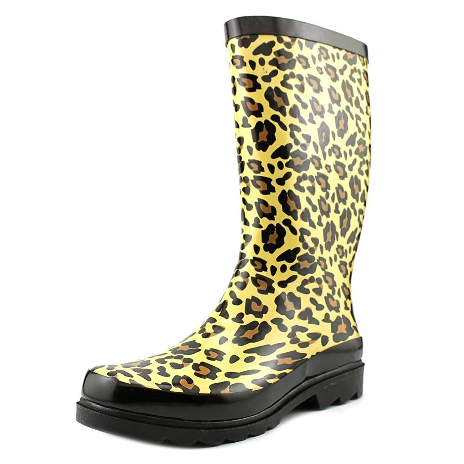 143 Girl Talory Women US 10 Gold Rain Boot